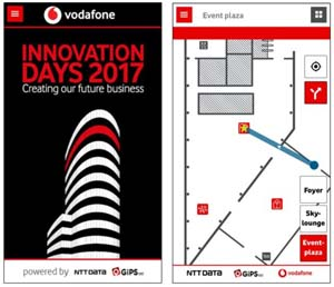 GiPStech official localization partner at Vodafone Innovation Days 2017