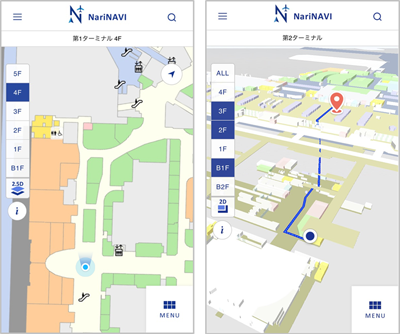 GiPStech and NTT Data deliver the Japan's First High-Precision Indoor Positioning at the Tokyo Narita Airport